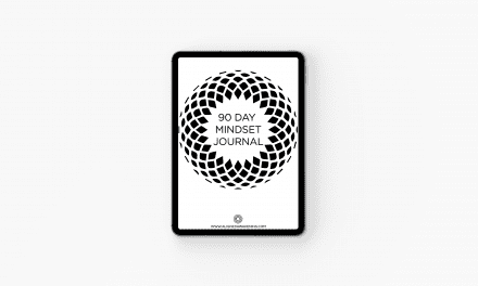 90 Day Mindset Journal – Shop Now!