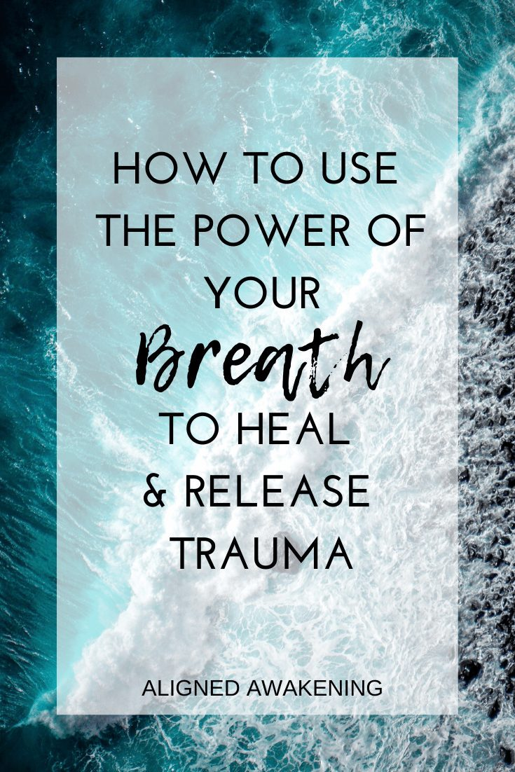 breath to heal