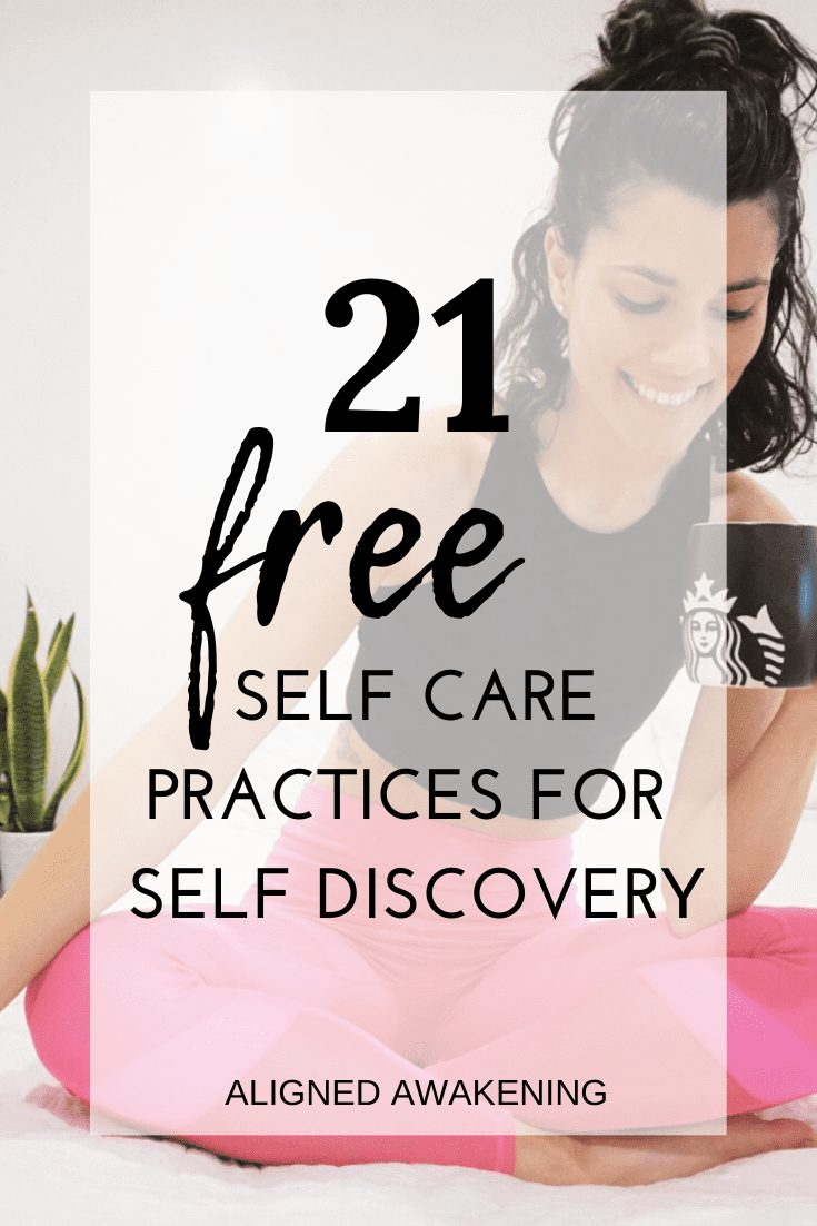 21 self care practices